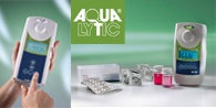 Fotómetros Aqualytic Série AL portáteis